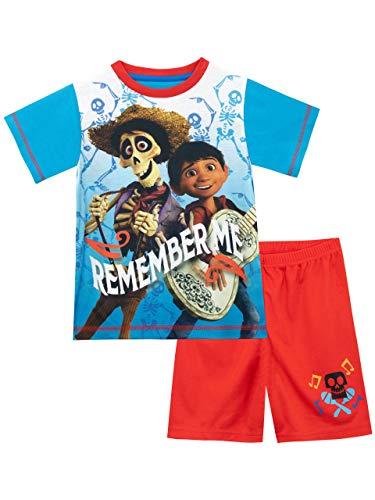 Disney Jungen Coco Schlafanzug Blau 146 -