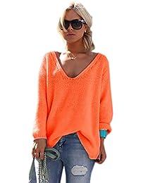 purchase cheap 6b530 f83c3 Suchergebnis auf Amazon.de für: Orange - Pullover / Pullover ...