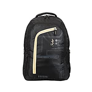 Skybags 29 Ltrs Black Laptop Backpack (LPBPROU3BLK)