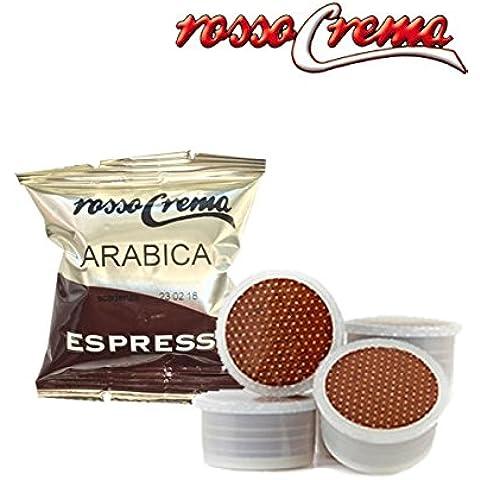 300 capsule RossoCrema Arabica cialde compatibili Lavazza Espresso Point offerta promozione promo multipack multi pack - Lavazza Espresso Point Capsula Macchina