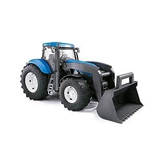 Adriatic 40x 20cm New Holland Landwirtschaft Traktor mit Eimer