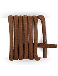 Meslacets - Lacets chaussures ville ronds et fins coton 60CM