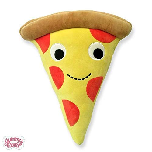 Yummy World Cheezey Pie Pizza Slice 10 Inch Plush Toy