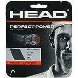 Head Perfect Power Squash String 17L (Black)