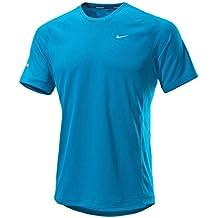 f9d2de948c Amazon.es  camiseta nike running - Turquesa