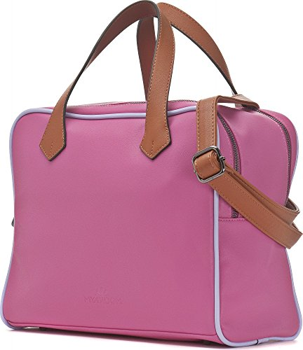 MIYA BLOOM MIVA, Borsa a mano donna tickle me pink