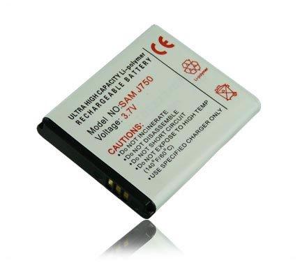 M&L Mobiles®   AKKU WIE AB483640BE - AB533640BE FÜR Samsung B3310   C3050   Corby TXT 3210   GT-C3050   SGH-B460   SGH-E740   SGH-F110 (myCoach)   SGH-J600   SGH-J608   SGH-J610   SGH-J750   SGH-L600   SGH-M600   SGH-M610   S7350 (Ultra SLIDE)   S8300 (Ultra TOUCH)