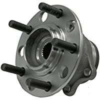 2x Cuscinetti ruota mozzo ruota posteriore Wheel