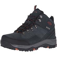 4673e0170d58e Amazon.es  botas hombre - Skechers