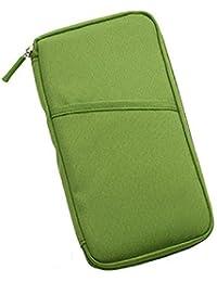 Click Down New Multi Purpose Waterproof Travel Passport Credit Id Card Cash Holder Organizer Wallet Purse Case... - B00KYN2W1I