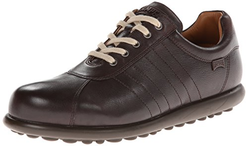 Camper Adults First Order - Pelotas Ariel, Stringate da Uomo Marrone (Dark Brown)