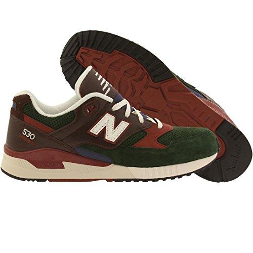 New Balance 530 90s Running Woods Schuhe Herren Sneaker Sportschuhe Grün M530RWA Grün