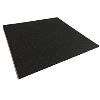 Advanced Acoustics M20 Soundproof Matting 1m by 1m by 20mm thick