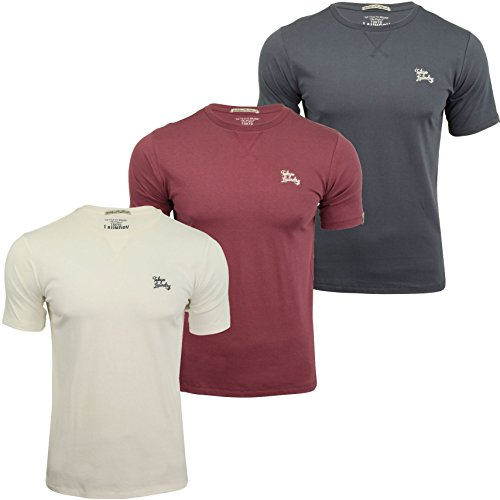 Tokyo Laundry Mens 3 Pack T-Shirts Boxed by