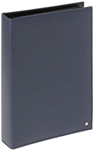 Walther ME-287-L Memo-Album Deluxe, 200 Fotos 13 x 18 cm, blau