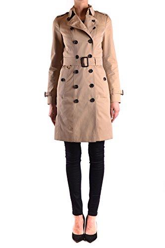 Burberry Femme Mcbi056272o Beige Coton Trench Coat d'occasion  Livré partout en Belgique