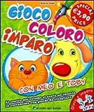 Scarica Libro Gioco coloro imparo con Meo e Toby 3 4 anni Ediz illustrata (PDF,EPUB,MOBI) Online Italiano Gratis