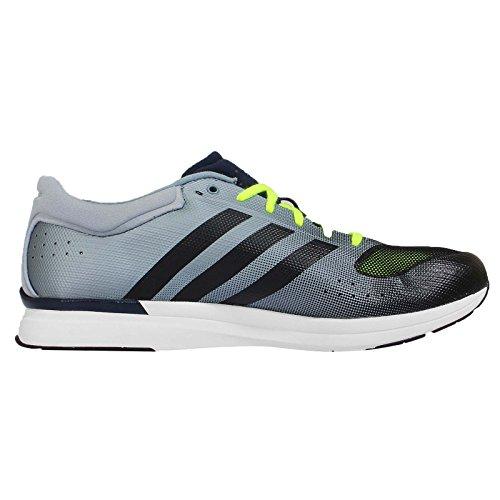 adidas Adizero F50 RNR, Verde/Nero/Volt, 7,5 M US GREEN/BLACK/VOLT