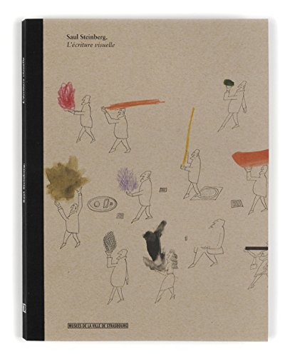 Saul Steinberg : L'écriture visuelle