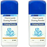 AesDer Clofung Anti-Fungal Dusting Powder - Pack of 2