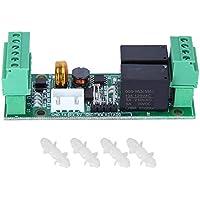 Placa de control industrial, placa PLC, controlador programable simple eléctrico, corriente de salida 5A con partícula coloidal fija para aplicaciones industriales