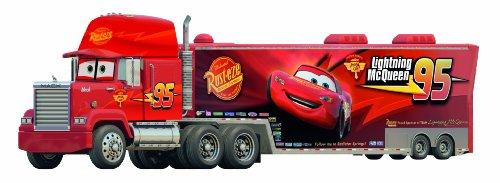 Dickie Spielzeug 203089535 - RC Turbo Mack Truck, 3-Kanal Funkfernsteuerung, 27 oder 40 MHz (sortiert), Maßstab 1:24, Länge 46 cm