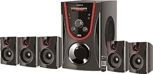 Envent ET-SP51130 High 5-5.1 Multimedia Home Theatre Speaker (Black)