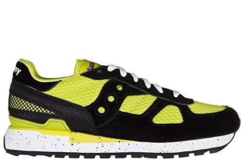 Saucony Shadow Original Smu Black Grey sneakers uomo