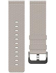 Fitbit bracelet nylon pour montre intelligente Blaze, Mixte Adulte, Kaki, Taille S