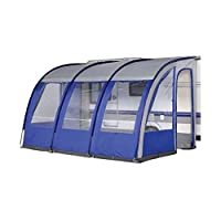 Leisurewize Xplorer Motorhomes 526 Caravan Ontario Porch Awning 390 Blue 24