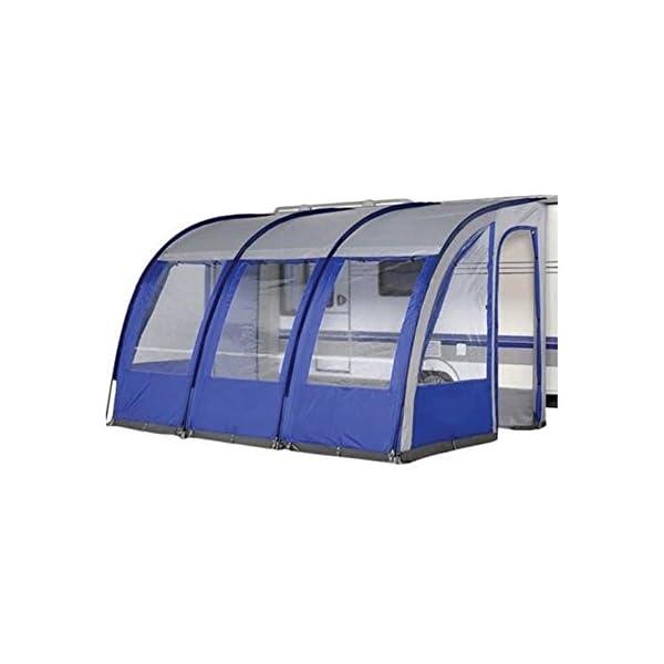 Leisurewize Xplorer Motorhomes 526 Caravan Ontario Porch Awning 390 Blue