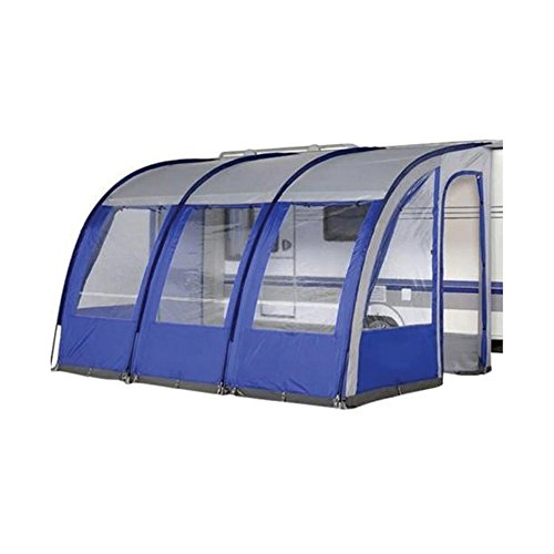 Leisurewize Xplorer Motorhomes 526 Caravan Ontario Porch Awning 390 Blue