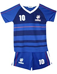 Enfants - Ensemble maillot & short de football été