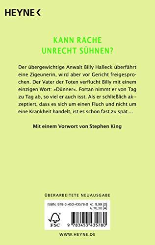 Book's Cover of Der Fluch: Roman