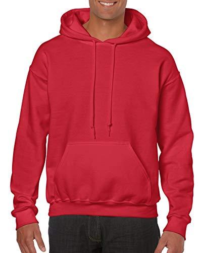 Gildan Sweatshirt mit Kapuze