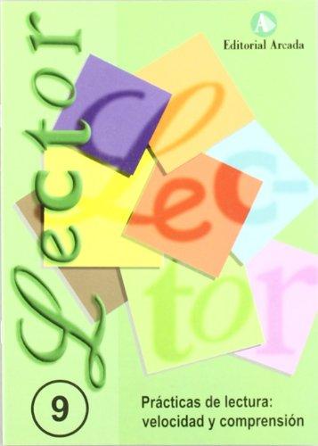 Lector. Prácticas De Lectura - Cuaderno 9 por Vv.Aa.