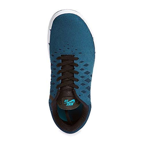 Nike - Nike Free Sb, Scarpe da ginnastica Unisex – Adulto Blue force/black-blue lagoon