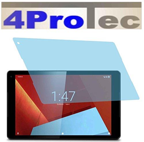4ProTec 2 Stück GEHÄRTETE ANTIREFLEX Displayschutzfolie für Vodafone Tab Prime 7 Bildschirmschutzfolie