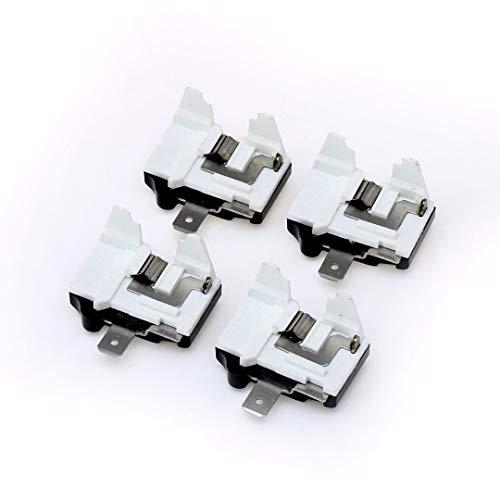 FTDDFJAS Top Qualität 4 stücke Kühlschrank Überlastungsschutz Kunststoff Überlastungsschutz Für Gefrierschrank Kompressor Elektrowerkzeuge Accessoriesl