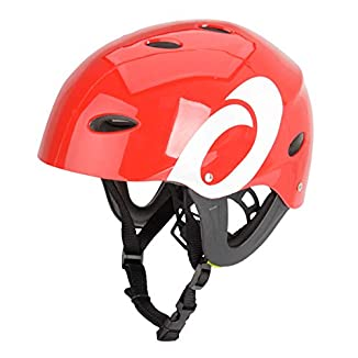 Osprey casco rojo 1