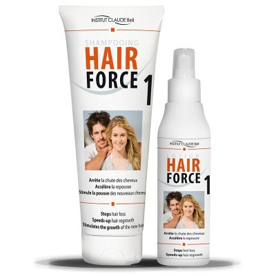 HAIR FORCE ONE Hair Loss Treatment - Shampoo &