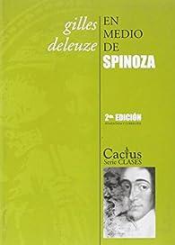 En medio de Spinoza par Gilles Deleuze