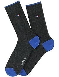 Chaussettes bicolores modèle John en coton