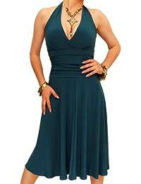 Blue Banana - Neck-Holder Kleid