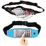 iPhone Handy schützen, Outdoor-Sportarten Purse Elastischen Beutel großes Volumen Wasserdichte Tasche (Verschiedene Farben) (Farbe : Schwarz)