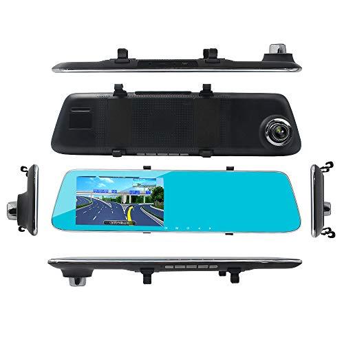ACCDUER Backup Camera,5 Inch Touch Screen, Vehicle Driving Recorder, 1080P Full HD Car Driving Recorder, G-Sensor, Motion Detection, Loop Recording (Garmin-backup-kamera)
