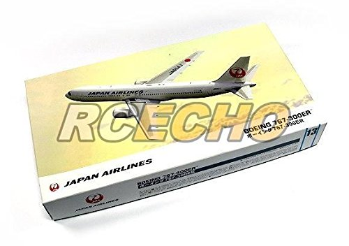 rcechor-hasegawa-aircraft-model-1-200-jp-airlines-boeing-767-300er-13-hobby-10713-h0713-with-rcechor