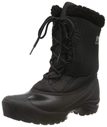 Sorel Cumberland, Botas de Invierno para Mujer, Negro Black 010, 36 EU