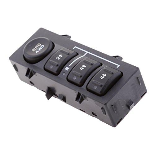 MagiDeal 1 Stück Fensterheber Schalter für GMC Yukon XL 2003-2006 GMC Sierra 2003-2006