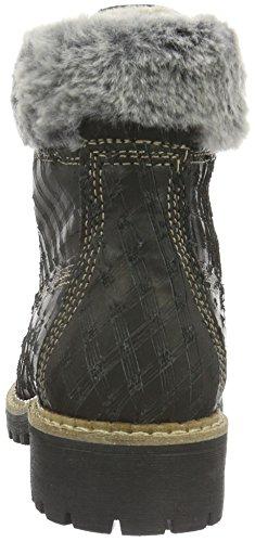 Tamaris 25242, Bottes Classiques Femme Noir (Black Struct 006)